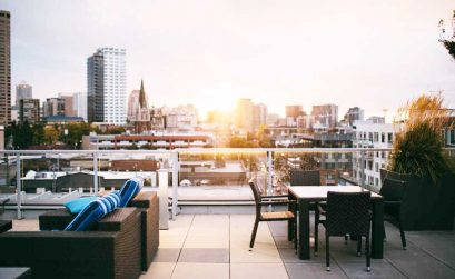 Best patio and rooftop bars in Chicago's Gold Coast neighborhood