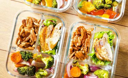 Bring Your Own Lunch: Healthy Lunch Ideas for Work (Or Any Time You Need Convenient Meals)