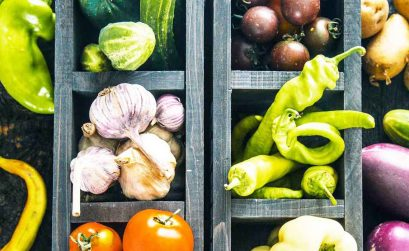 A delicious veggie recipe and 10 tips for fitting more vegetables into your diet - FFC nutrition tips