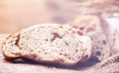 Gluten-free vegan bread recipe with no yeast - Irish Brown Bread