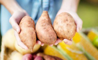 Healthy Cinco de Mayo Ideas Sweet Potato Shepards Pie Tortas