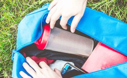 What's in my gym bag? The handy gym essentials checklist - fitness resources Chicago