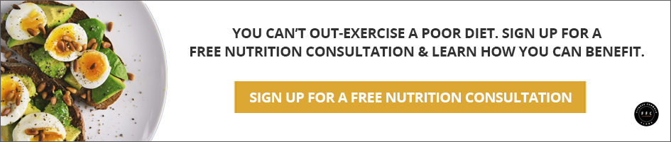 FFC nutrition Chicago - consultation with a nutritionist