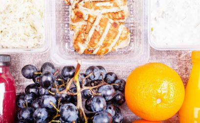 Bento box lunch ideas for school or you!